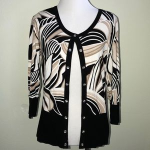 WHBM cardigan size small